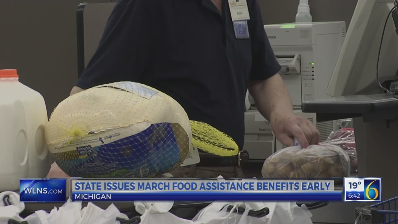 6 News This Morning: early food assistance