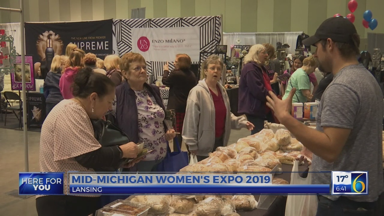 6 News This Morning: women's expo