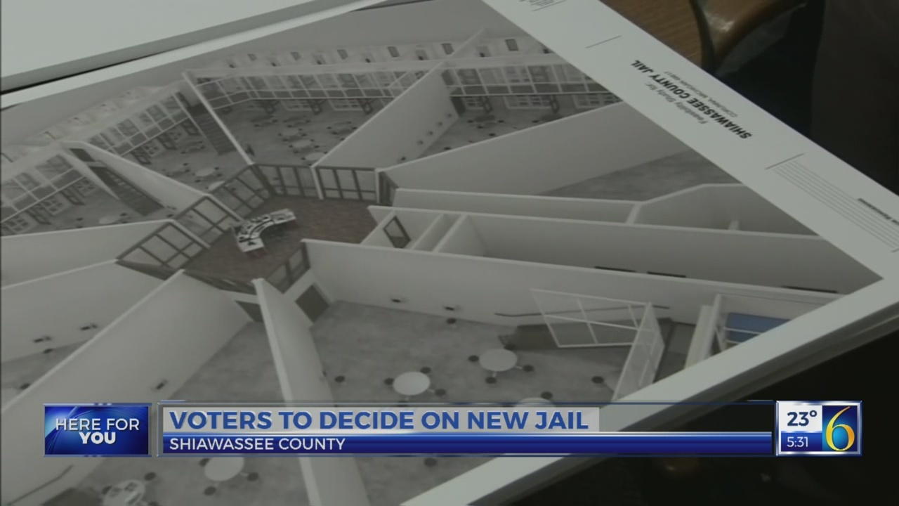 6 News at 5:30 a.m.: new jail