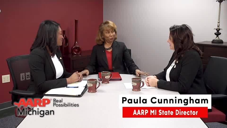 "AARP Real Possibilities | Season 1-Episode 15 ""Legislature"""