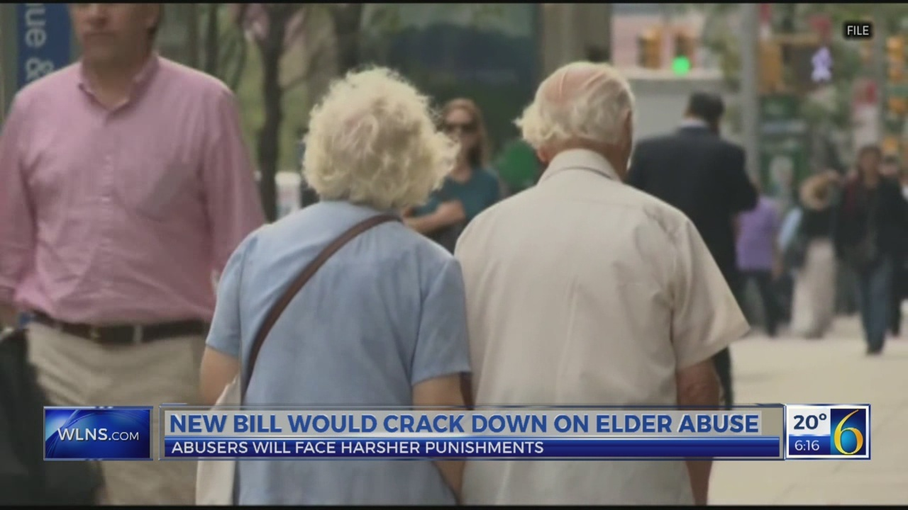Elder abuse bill