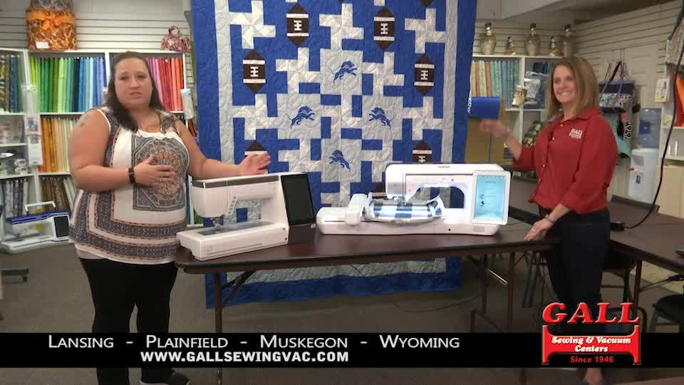 Gall Sewing | Updating Your Machine