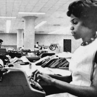 VIDEO: First African American female reporter at the Washington Post