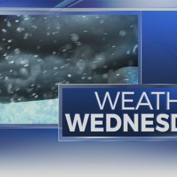 Weather Wednesday: Ice jams
