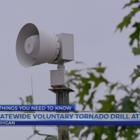 6 News This Morning: statewide tornado drill