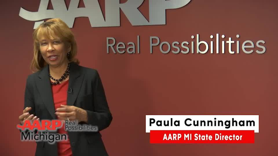 "AARP Real Possibilities | Season 1-Episode 18 ""Paving the Way"""