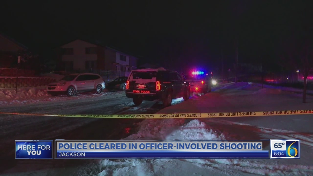 Jackson officer-involved shooting