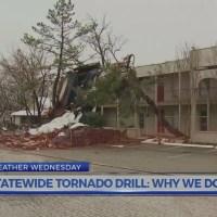 Statewide Tornado Drill set for next week