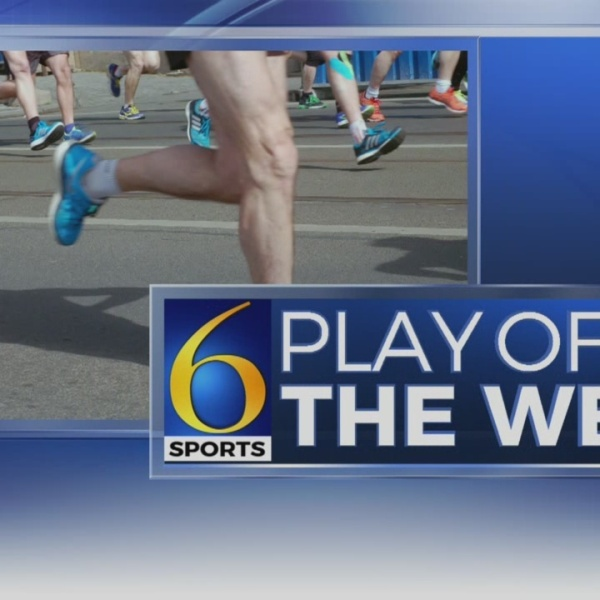 6 Sports Play of the Week April 15