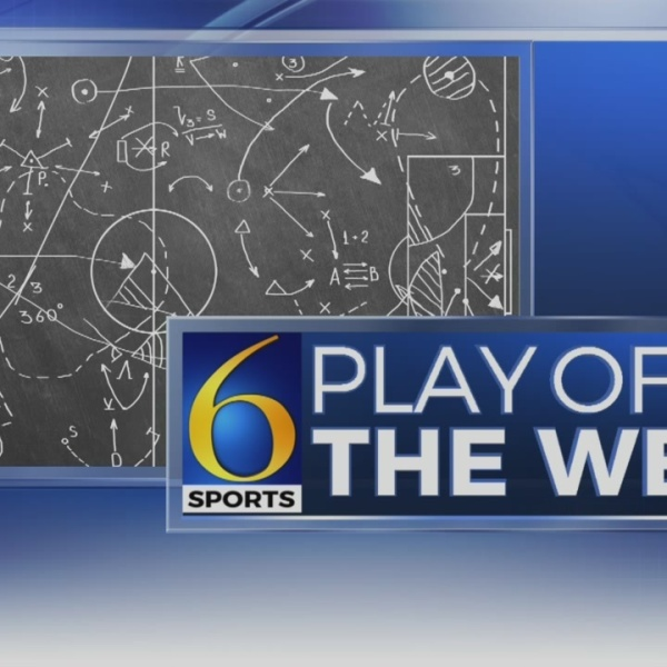6 Sports Play of the Week April 1
