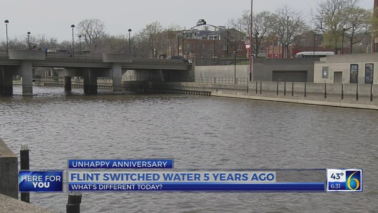 Flint Water Crisis five years