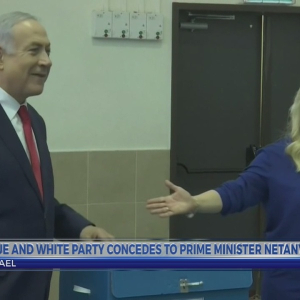 Local reaction from Netanyahu