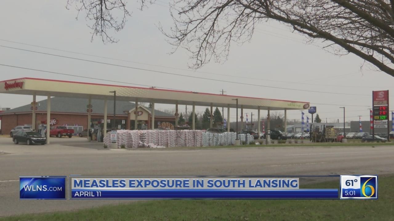 Measles exposure in mid-Michigan