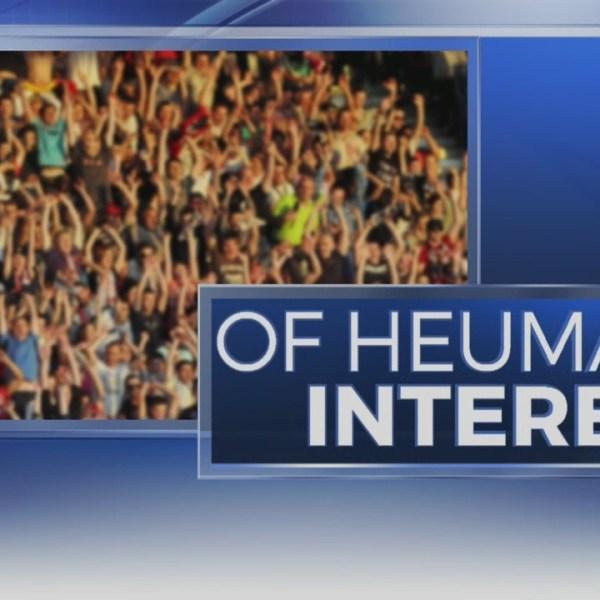 Of Heumann Interest: A talk with a teen-aged Tiger