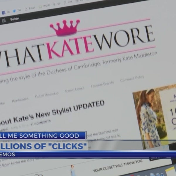 TMSG WHAT KATE WORE
