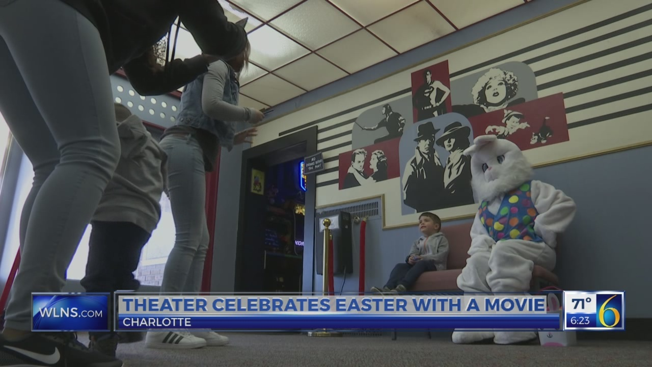 Theater celebrates Easter with a movie