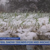 Weather Wednesday: Don't put those snow shovels away yet