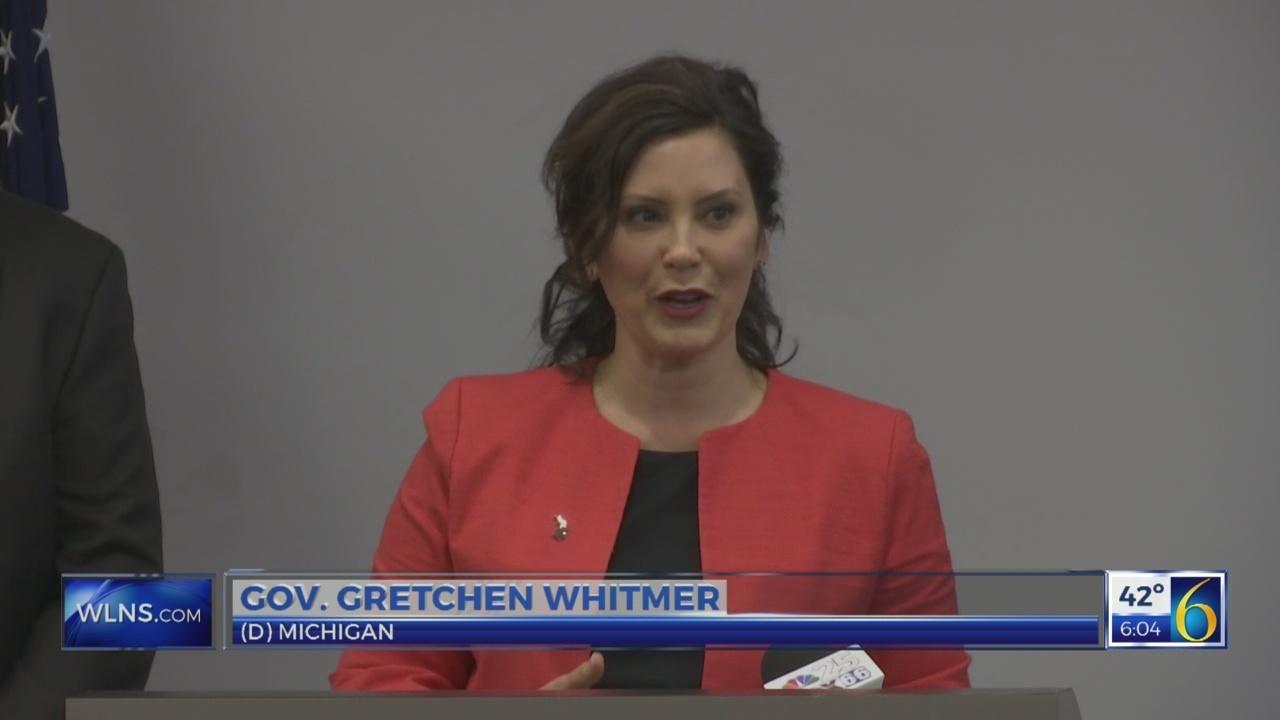 Whitmer on gas tax