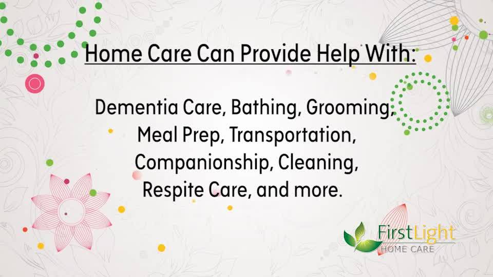 My Home Care | What is Home Care?
