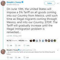 President Trump Mexico Tariff Tweet_1559334210281.JPG.jpg