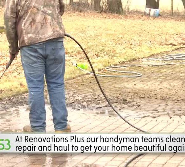 Renovations Plus | Clean UP