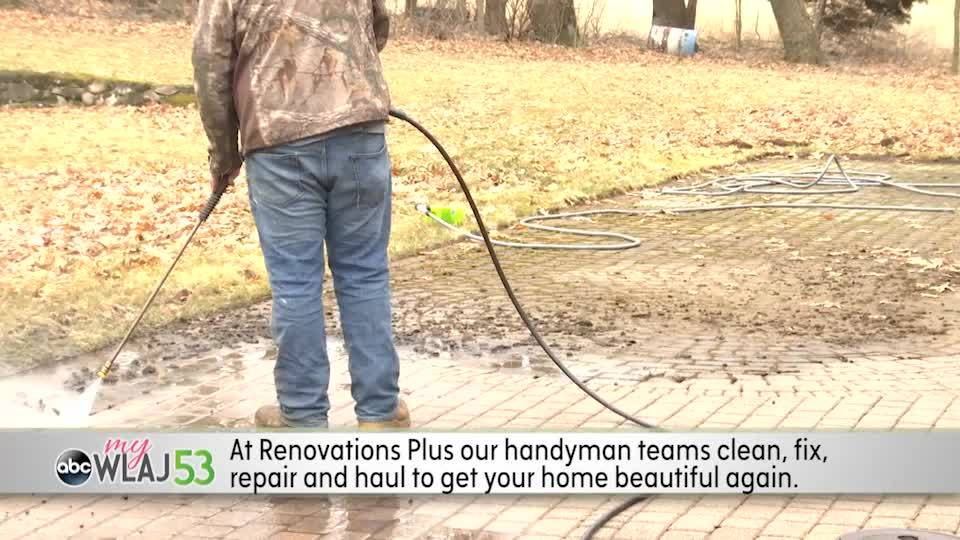 Renovations Plus | Clean UP