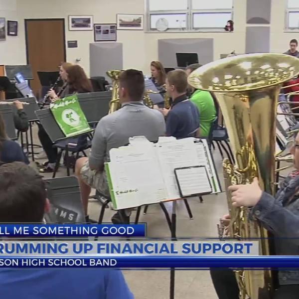 TMSG MASON HIGH SCHOOL BAND DONATION