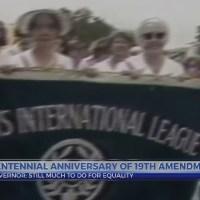 Centennial Anniversary of 19th Amendment