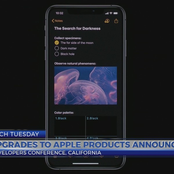 TECH TUESDAY: Upgrades to Apple products announced