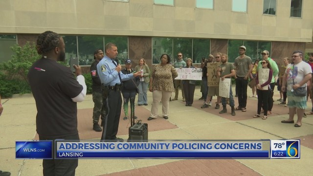 Peaceful protest planned to address policing