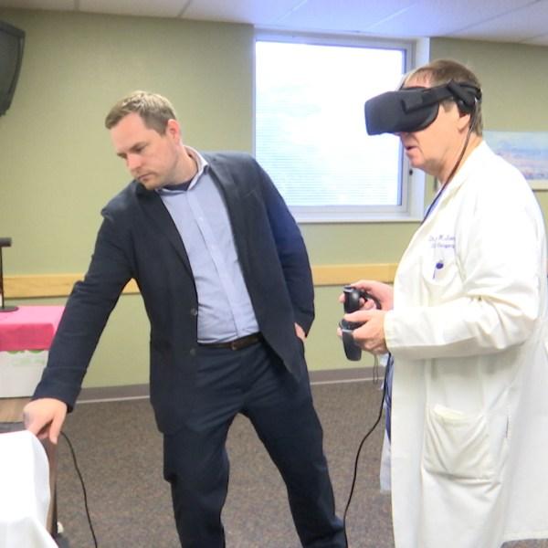 McLaren Virtual Reality