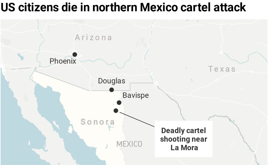 MEXICO BORDER KILLINGS