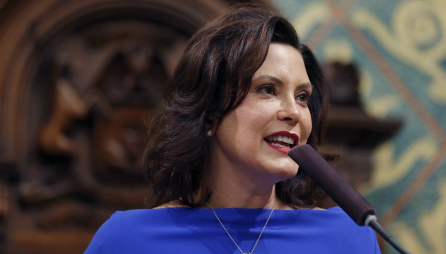 Skubick Whitmer Set For State Of The Union Response Has No Time For Veep Talk Wlns 6 News