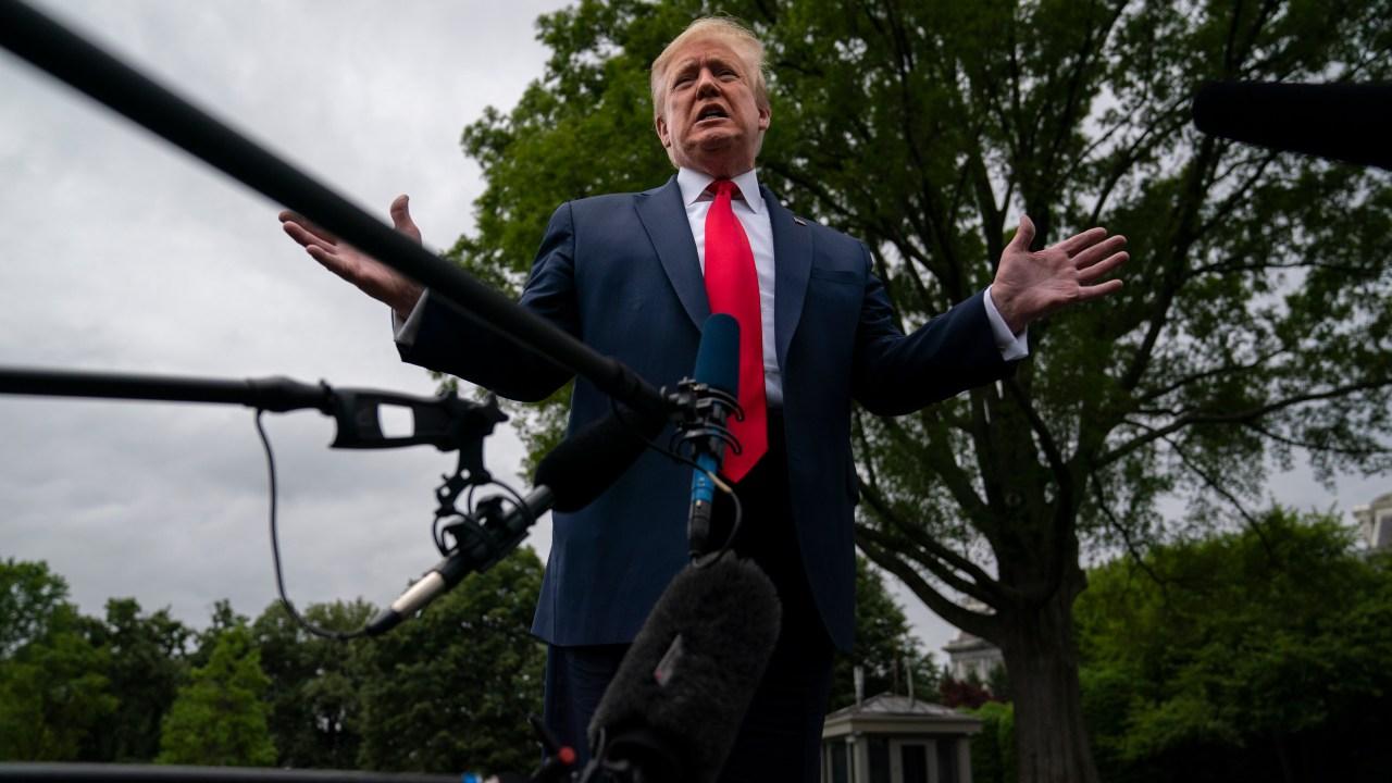 President Trump approves Michigan Emergency Declaration