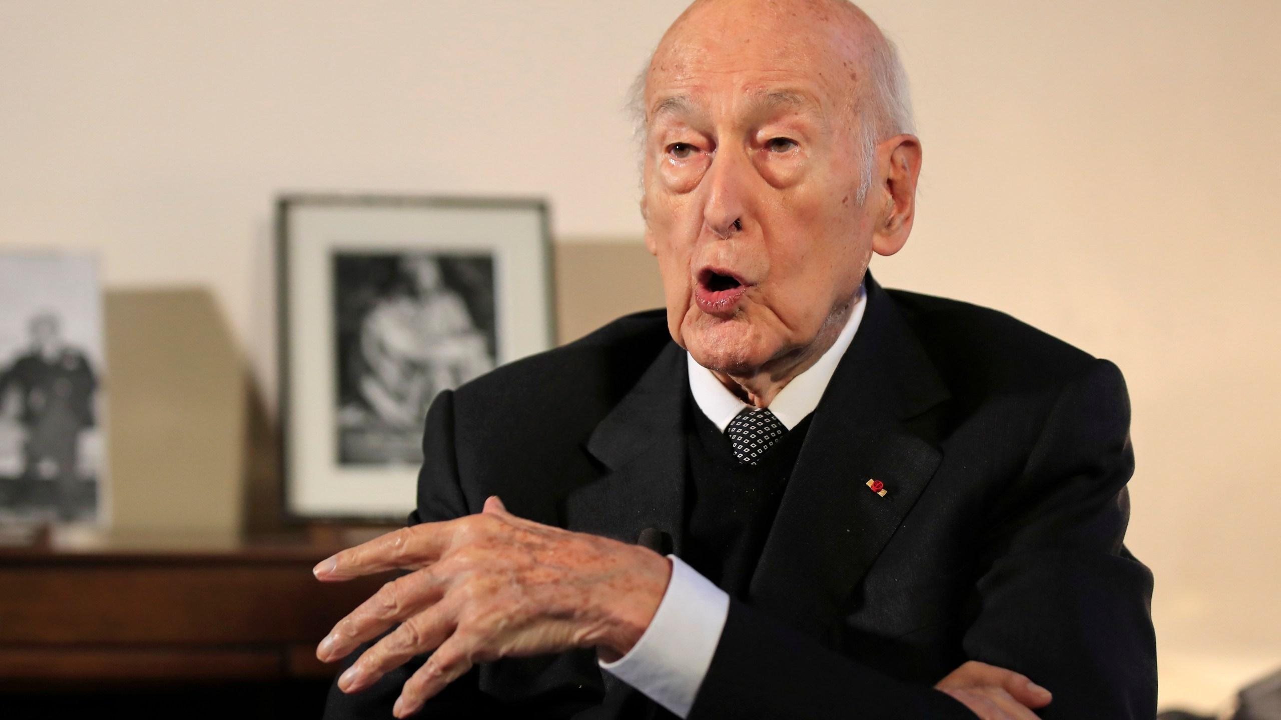 Valery Giscard d'Estaing