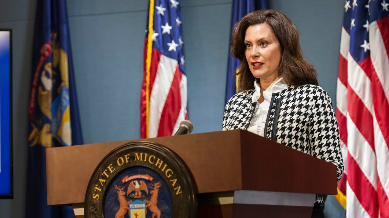 """Governor Whitmer tackles gun violence with """"Moms Demand Action"""""""