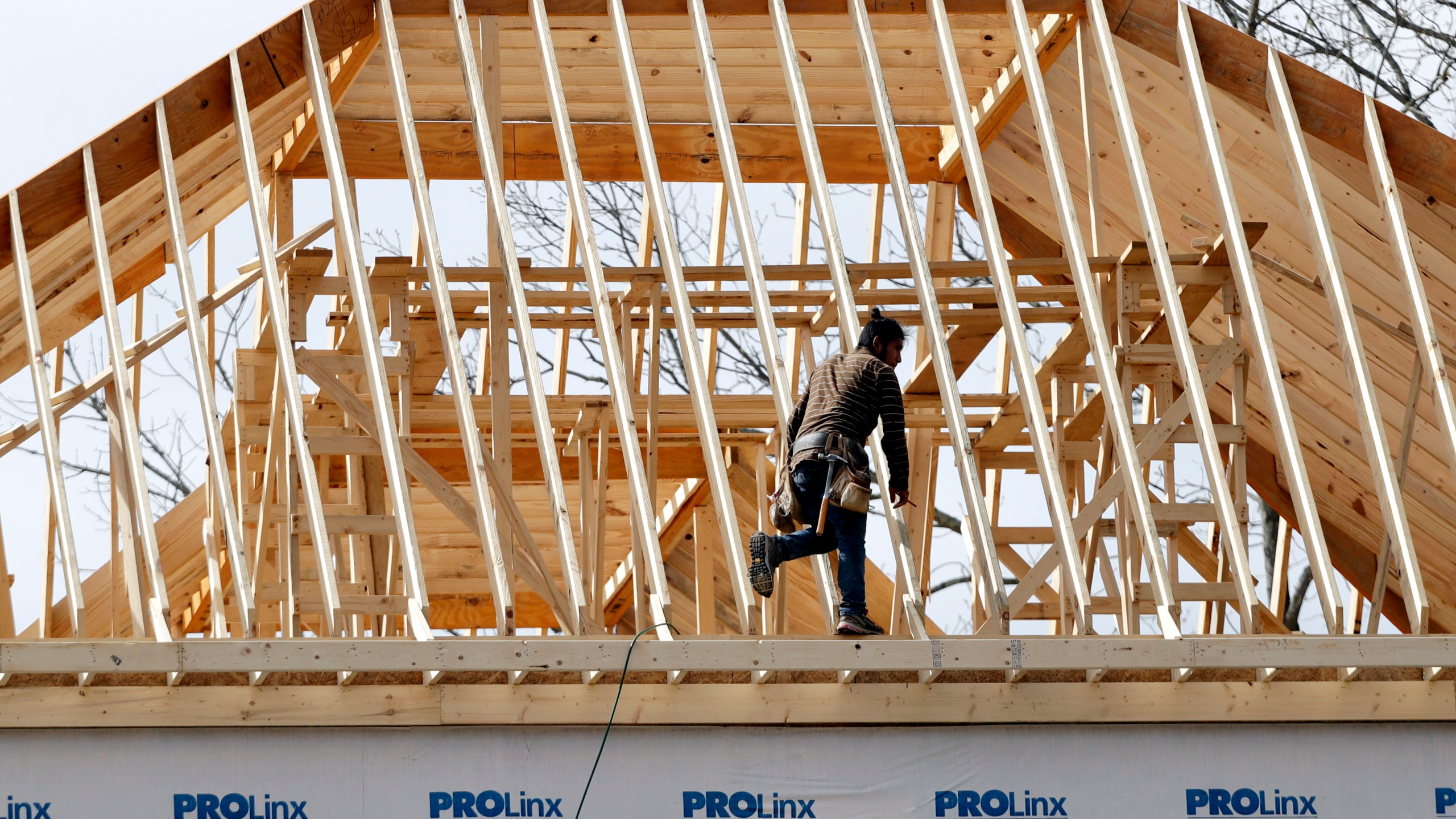 US home construction jumps 17.3% in June   WLNS 6 News