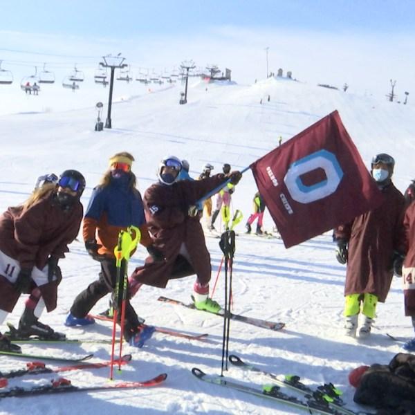 Okemos ski team taking advantage of its chance to compete