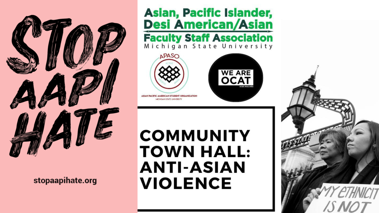 www.wlns.com: MSU Asian Pacific American Student Organization sends list of demands to administration calling for change
