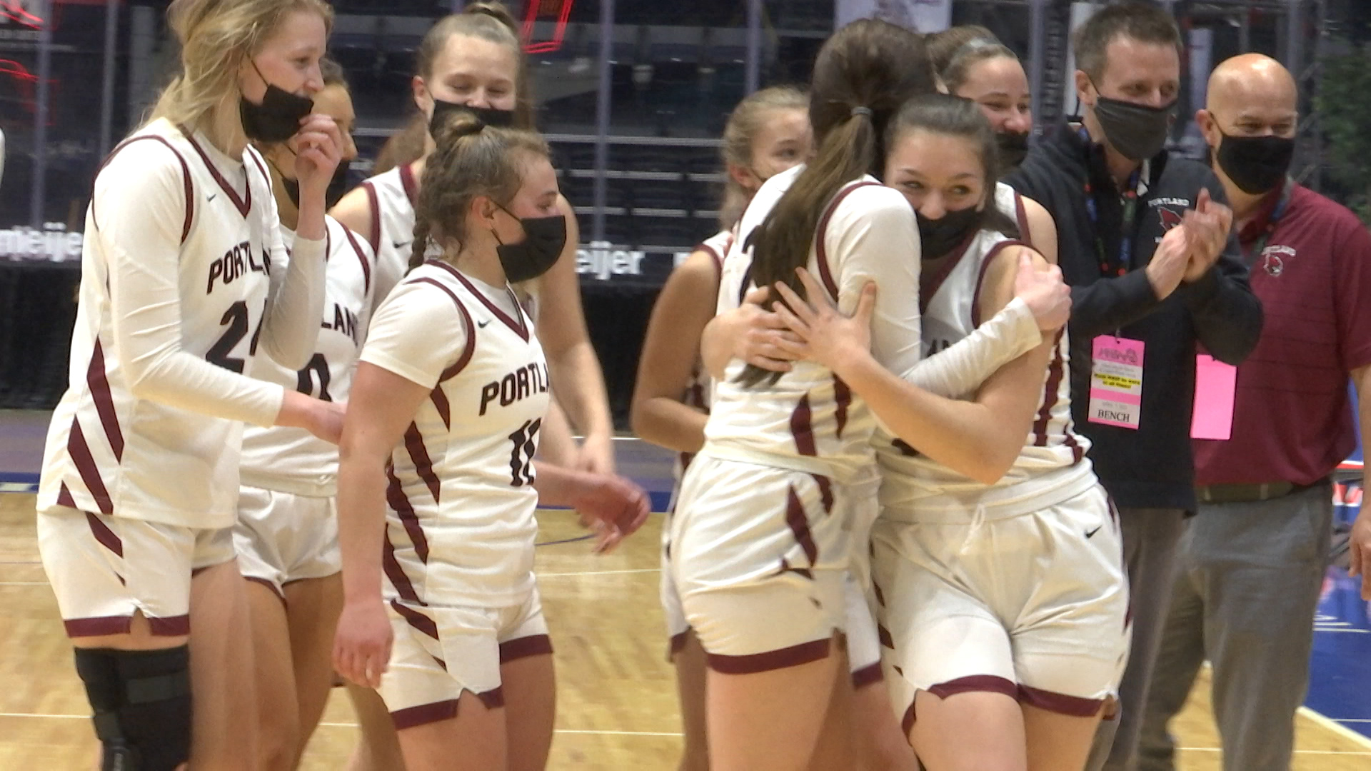Portland advances to first-ever state title game