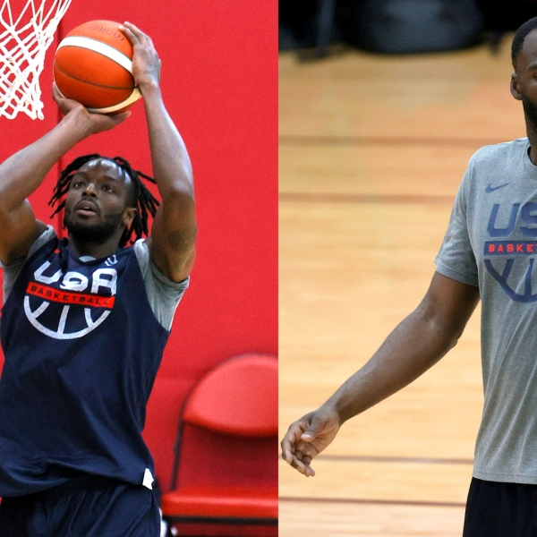 7-8-21 GREEN AND GRANT ON TEAM USA