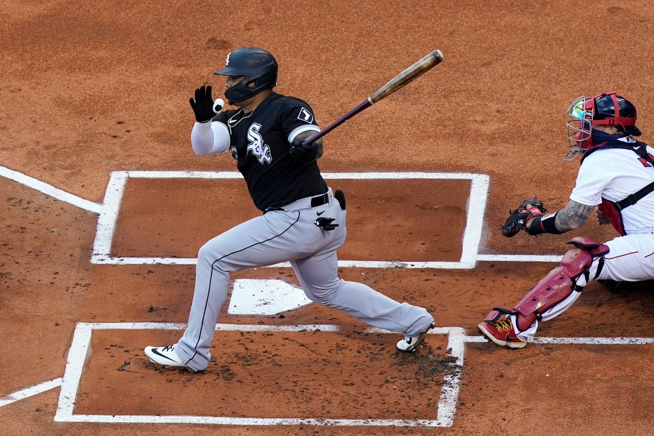 White Sox rookie catcher Mercedes says he's leaving baseball | WLNS 6 News thumbnail