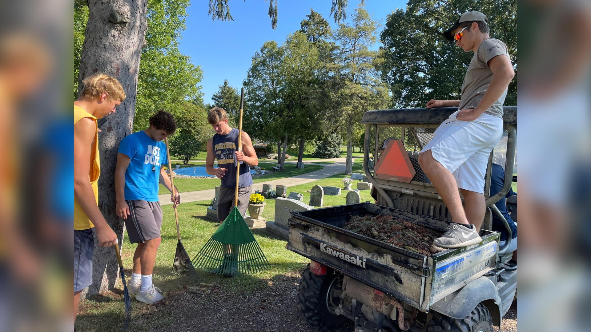 9-18-21 PW FALL CLEAN UP